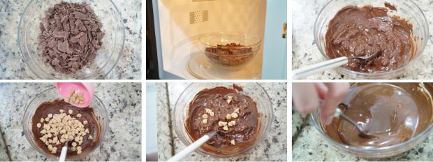 Lava Cake na Caneca - Chocolate