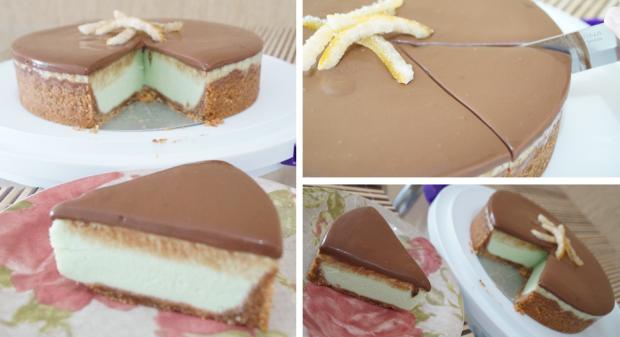 Torta Mousse - Torta Final 2