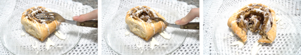 Cinnamon Rolls - Sequencia Corte