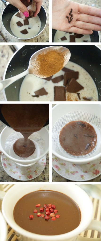 [CHOCOLATE QUENTE] Cravo e Canela