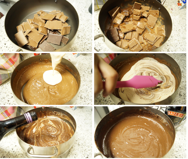 [Fondue] Fondue Chocolate