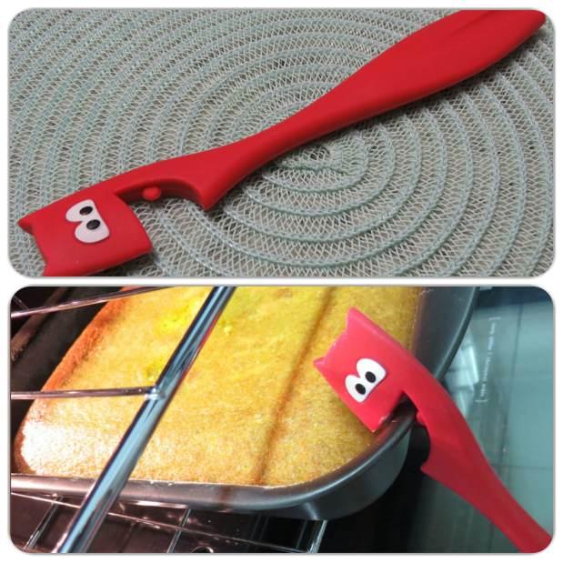utensilios auxiliar de forno