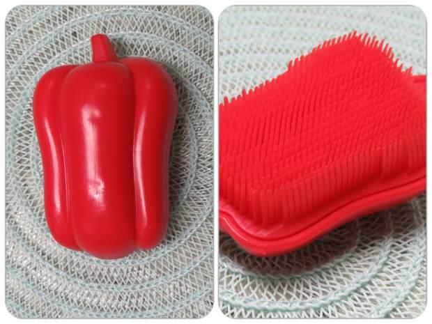 utensilios escovinha
