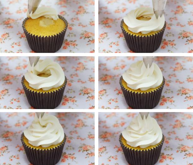 [Cupcake Maracujá] Cobertura 2