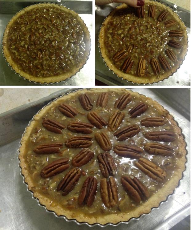 Pecan Pie - Massa + Recheio